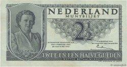 2,5 Gulden PAYS-BAS  1949 P.073 SUP+