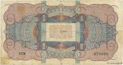 10 Gulden PAYS-BAS  1945 P.074 B à TB
