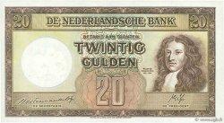 20 Gulden PAYS-BAS  1945 P.076 SPL