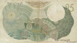 25 Gulden PAYS-BAS  1947 P.081 pr.TTB