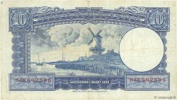10 Gulden PAYS-BAS  1949 P.083 pr.TTB