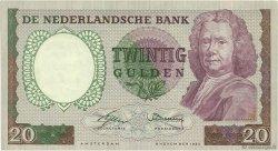 20 Gulden PAYS-BAS  1955 P.086 pr.NEUF
