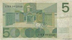 5 Gulden PAYS-BAS  1966 P.090a TB