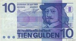 10 Gulden PAYS-BAS  1968 P.091a TTB