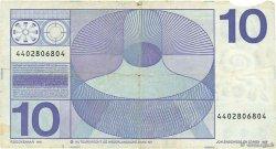 10 Gulden PAYS-BAS  1968 P.091b B