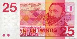 25 Gulden PAYS-BAS  1971 P.092a SUP