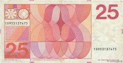 25 Gulden PAYS-BAS  1971 P.092b pr.TTB