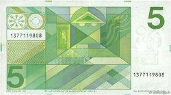 5 Gulden PAYS-BAS  1973 P.095a TTB+