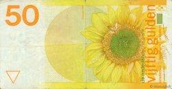 50 Gulden PAYS-BAS  1982 P.096 TB+
