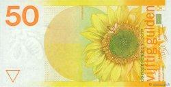 50 Gulden PAYS-BAS  1982 P.096 SPL+