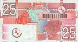 25 Gulden PAYS-BAS  1989 P.100 TTB