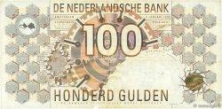 100 Gulden PAYS-BAS  1992 P.101 TB