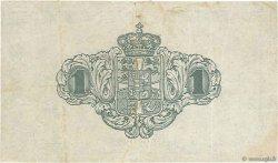 1 Krone DANEMARK  1921 P.012g TTB