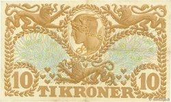 10 Kroner DANEMARK  1935 P.026l