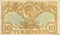10 Kroner DANEMARK  1937 P.031a pr.TTB