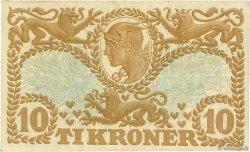 10 Kroner DANEMARK  1943 P.031n TTB