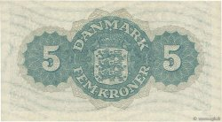 5 Kroner DANEMARK  1944 P.035a pr.SPL