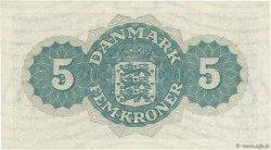 5 Kroner DANEMARK  1944 P.035a SPL+