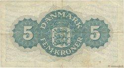 5 Kroner DANEMARK  1946 P.035c TTB