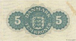 5 Kroner DANEMARK  1948 P.035e TTB+