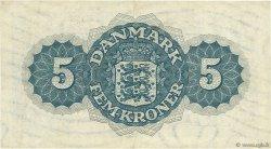 5 Kroner DANEMARK  1950 P.035g SUP