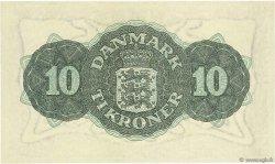 10 Kroner DANEMARK  1945 P.037a pr.NEUF