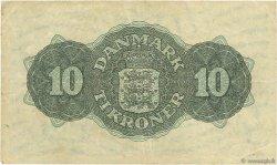 10 Kroner DANEMARK  1947 P.037d TTB