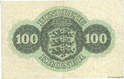 100 Kroner DANEMARK  1953 P.039j TTB+