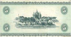 5 Kroner DANEMARK  1955 P.042h TTB+