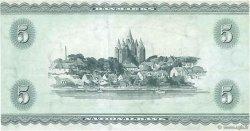 5 Kroner DANEMARK  1960 P.042p SUP