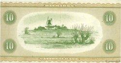 10 Kroner DANEMARK  1952 P.043c TTB+