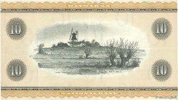 10 Kroner DANEMARK  1955 P.044d TTB+