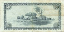 50 Kroner DANEMARK  1966 P.045j TB