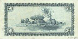 50 Kroner DANEMARK  1966 P.045r7 TTB