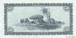 50 Kroner DANEMARK  1970 P.045r9 SPL+