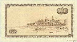 100 Kroner DANEMARK  1961 P.046b SUP à SPL