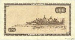 100 Kroner DANEMARK  1965 P.046d TTB