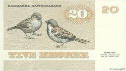 20 Kroner DANEMARK  1983 P.049d SUP