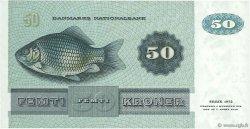 50 Kroner DANEMARK  1978 P.050c SUP