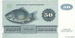 50 Kroner DANEMARK  1982 P.050e SUP