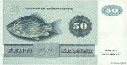 50 Kroner DANEMARK  1985 P.050c TTB