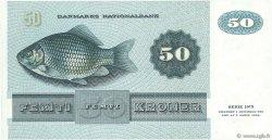 50 Kroner DANEMARK  1990 P.050i NEUF