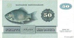 50 Kroner DANEMARK  1992 P.050d SPL