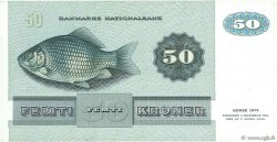 50 Kroner DANEMARK  1992 P.050j SPL