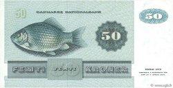 50 Kroner DANEMARK  1993 P.050d NEUF