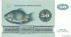 50 Kroner DANEMARK  1994 P.050d NEUF