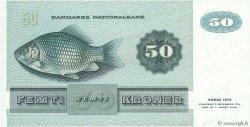 50 Kroner DANEMARK  1996 P.050m NEUF