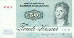50 Kroner DANEMARK  1997 P.050f SPL