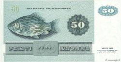 50 Kroner DANEMARK  1997 P.050n SPL