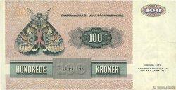 100 Kroner DANEMARK  1976 P.051c TTB